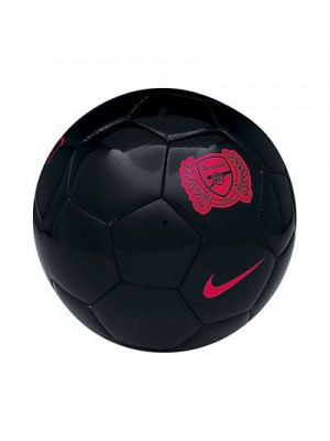 Arsenal replica soccer ball 2011/12 - black