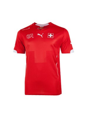 Schweiz hjemme trøje VM 2014
