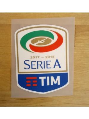 Serie A ærmemærke 2017-18 - voksen