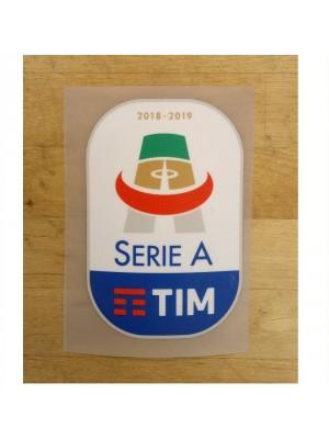 Serie A ærmemærke 2018-19 - voksen