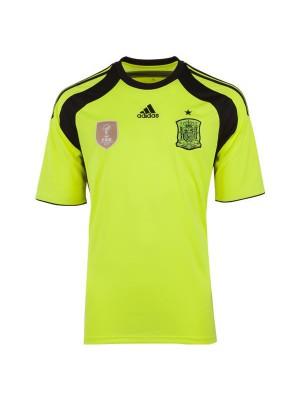 Spain goalie away jersey 2014-16