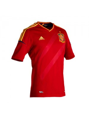 Spain home jersey youth