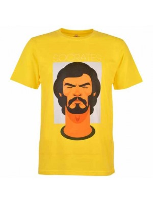 Stanley Chow Socrates T-Shirt - Yellow