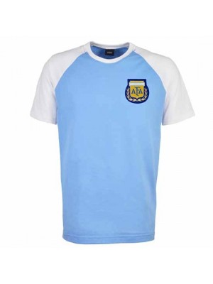 Argentina 1982 World Cup Retro Football Shirt