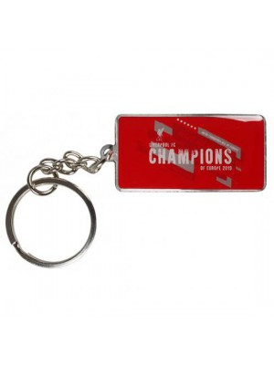 Liverpool Champions Europe Keyring Trade