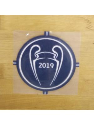 UEFA StarBall UCL vinder 2019 Ærmemærke - voksen