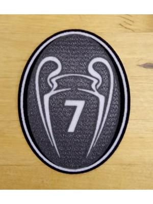 UEFA BoH 7 Cups Ærmemærke - voksen