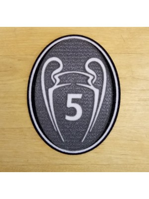 UEFA BoH 5 Cups Ærmemærke - voksen
