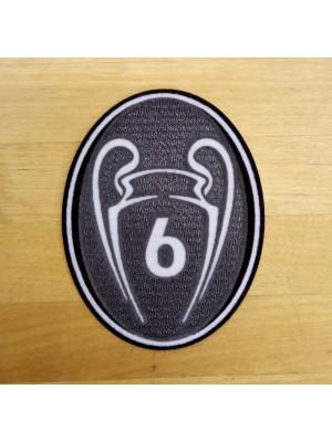 UEFA BoH 6 Cups Ærmemærke - voksen