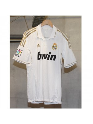Real Madrid home jersey - Dahl 93