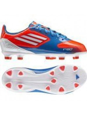 F10 FG David Villa firm ground boots - youth - red