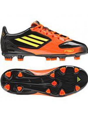 F10 FG David Villa firm ground boots - youth - black