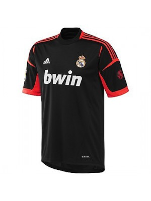 Real Madrid goalie away jersey 2012/13 - black