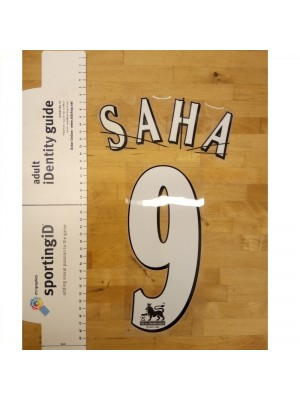 W/B Premier League 1994-2007 - SAHA 9
