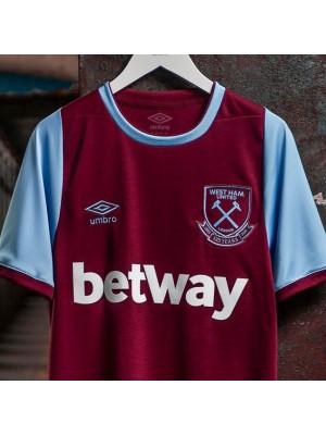 West Ham home jersey 2017/18