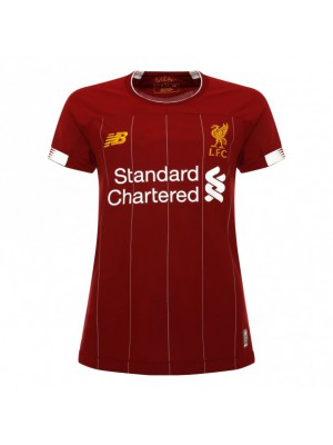 Liverpool home jersey - women's