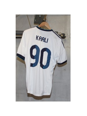 Real Madrid custom jersey 2012/13 - Hansen 10
