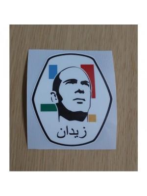 Zidane mærke - voksen størrelse