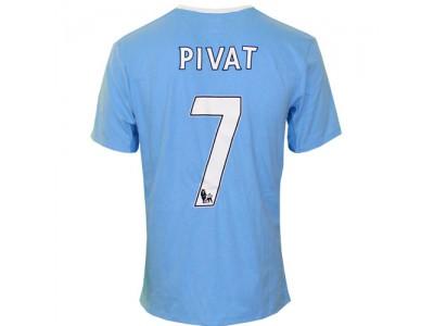 Manchester City hjemme trøje 2011/12 - Pivat 7