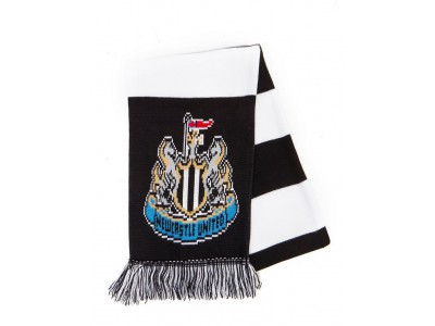 Newcastle United halstørklæde - bar scarf