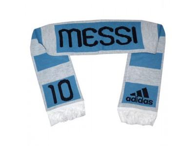 Argentina fan halstørklæde Messi 10