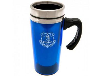 Everton krus - EFC Aluminium Travel Mug