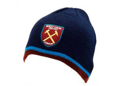 West Ham strikhue - Knitted Hat TP