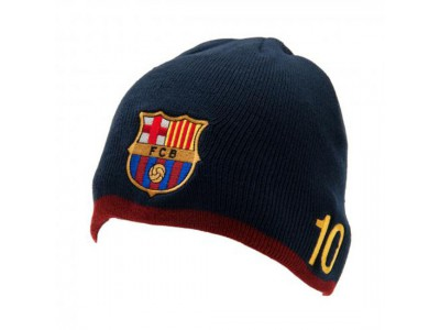 FC Barcelona hue - Knitted Hat Messi