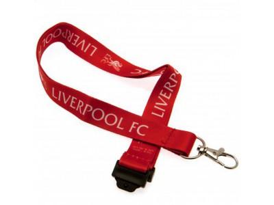 Liverpool FC nøglesnor - Lanyard