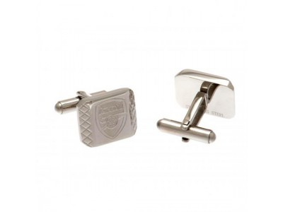 Arsenal manchetknapper - Stainless Steel Cufflinks PT