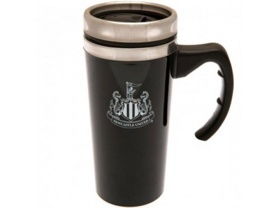 Newcastle United krus - Aluminium Travel Mug