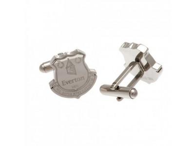 Everton manchetknapper - EFC Stainless Steel Cufflinks CR