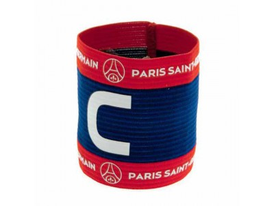 Paris Saint Germain anførerbind - PSG Captains Arm Band