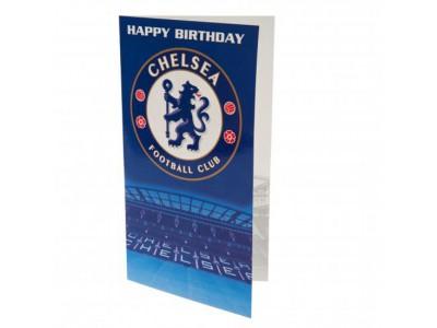 Chelsea fødselsdagskort - Birthday Card