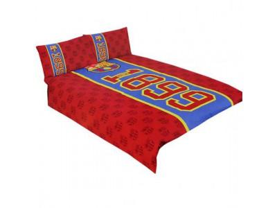 FC Barcelona sengetøj dobbelt - Double Duvet Set ES
