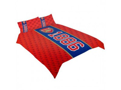 Arsenal dobbelt sengetøj - Double Duvet Set ES