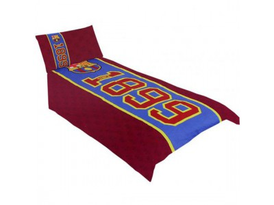 FC Barcelona sengetøj - Single Duvet Set ES