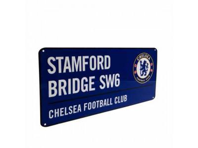 Chelsea skilt - Street Sign BL