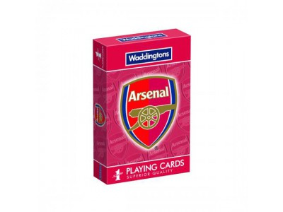 Arsenal spillekort - Playing Cards
