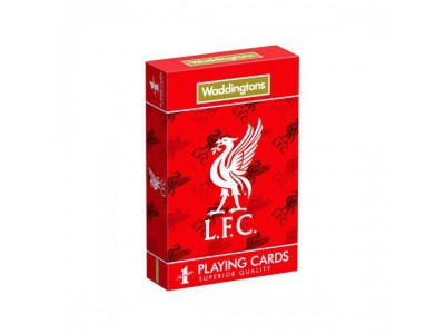 Liverpool FC spillekort - Playing Cards