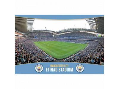 Manchester City plakat - Poster Stadium 7