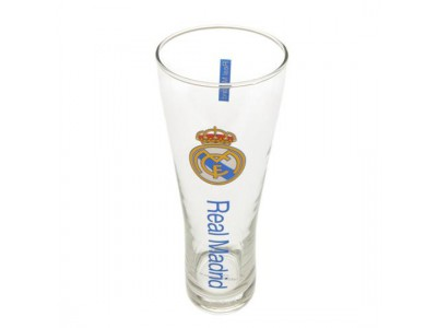 Real Madrid ølglas - Tall Beer Glass