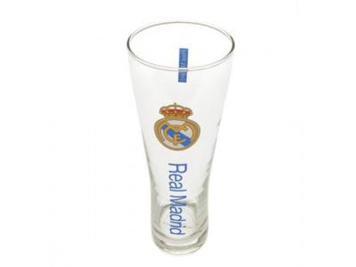 Real Madrid ølglas - Tall Beer Glass