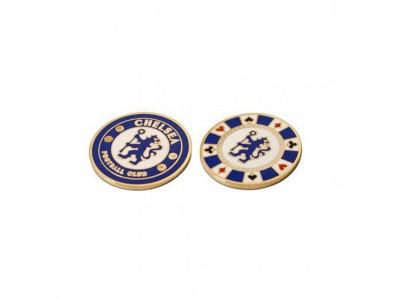 Chelsea - Casino Chip Ball Marker
