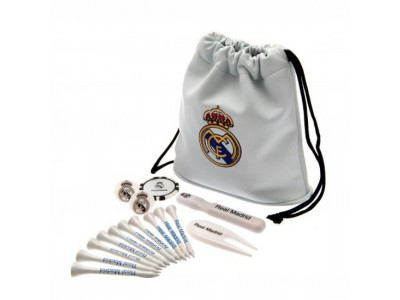 Real Madrid pose - Tote Bag Golf Gift Set