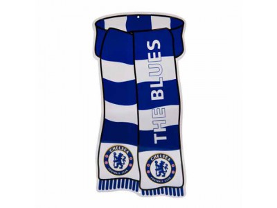Chelsea skilt - Show Your Colours Sign