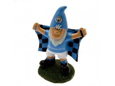 Manchester City havenisse - Garden Gnome