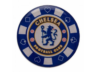 Chelsea - Poker Chip Badge