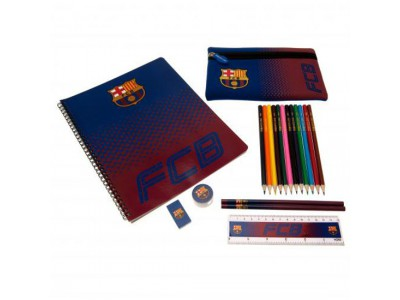 FC Barcelona skrivesæt - Ultimate Stationery Set FD