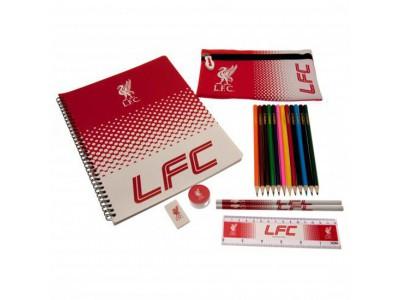 Liverpool FC skolesæt - Ultimate Stationery Set FD